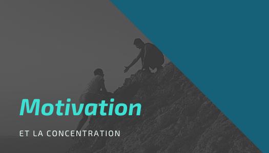 La motivation, objectif du coaching universitaire